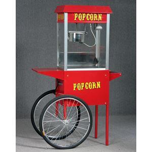 leje popcornmaskine udlejning